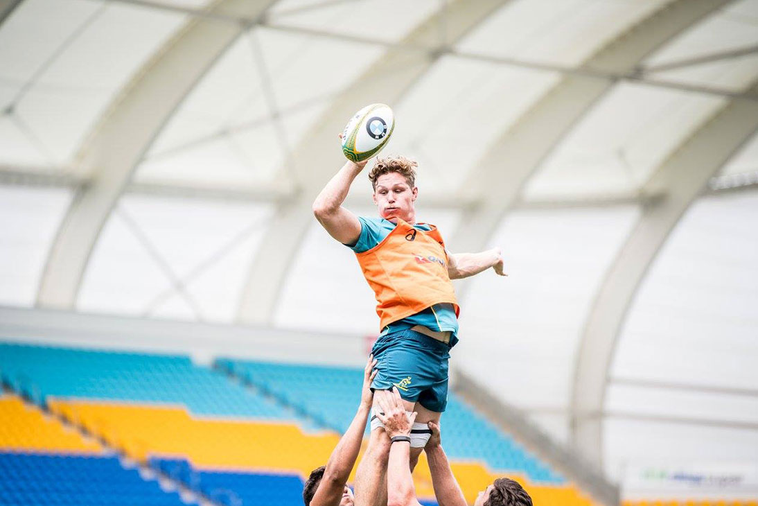 Cbus Stadium Hire Rugby Training